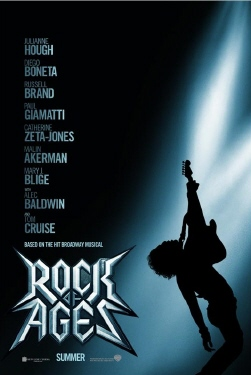 poster in the Warner Bros. Pictures film Rock of Ages