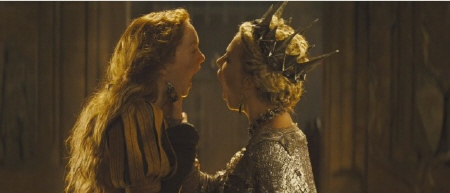 Ravenna steals youth from a village girl from the Universal Pictures film Snow White and the Huntsman