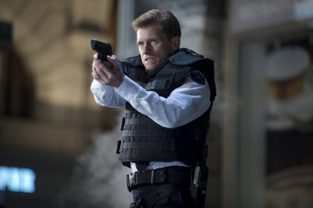 Denis Leary as Captain Stacey from the Marvel Studios film Amazing Spider-Man