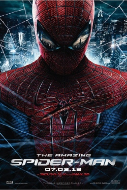 poster from the Marvel Studios film Amazing Spider-Man