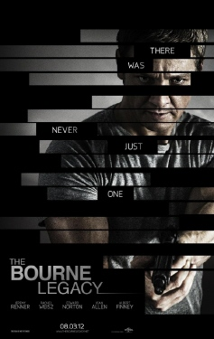 poster from the Universal Pictures film The Bourne Legacy