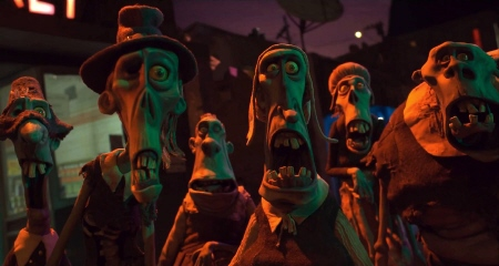 cursed zombies from the Laika Entertainment film Paranorman
