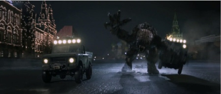 Giant Monster from the Constantin Pictures film Resident Evil Retribution