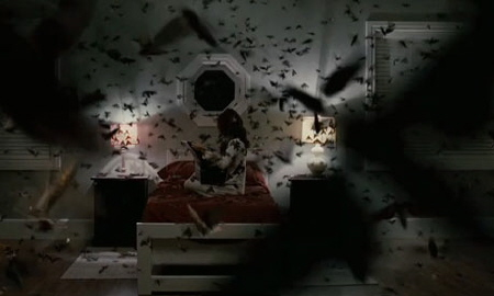 a plague of locusts from the Ghost House Pictures film The Possession