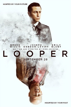 poster from the Endgame Entertainment film Looper