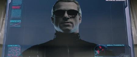 Albert Whesker from the Constantin Films movie Resident Evil Retribution