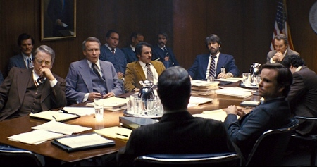 US government meeting from the Warner Bros. Pictures film Argo
