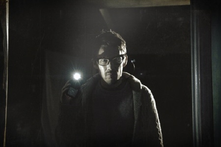 Ellison investigates noises from the Summit Entertainment Film Sinister