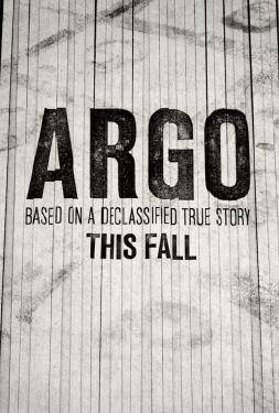 poster from the Warner Bros. Pictures film Argo