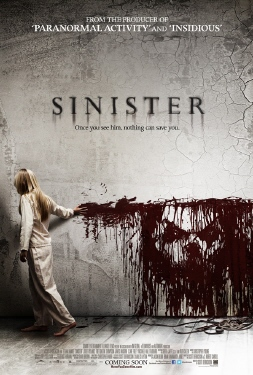 poster from the Summit Entertainment Film Sinister