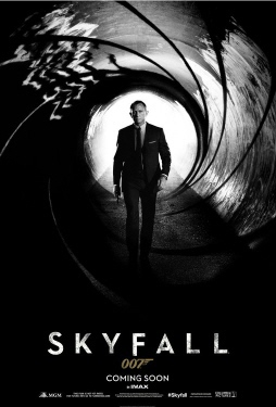 poster from the MGM film Skyfall