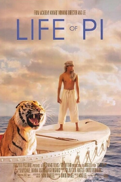 poster from the Fox 2000 Pictures film Life of Pi