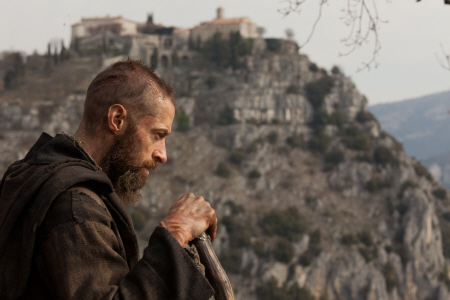 Jean Valjean is free from the Universal Pictures film Les Miserables