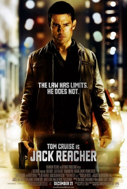 poster from the Paramount Pictures film Jack Reacher