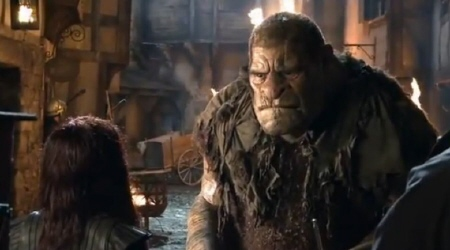 Edward the troll  from the Paramount Pictures film Hansel and Gretel Witch Hunters