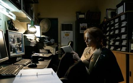 Jessica Chastain from the Annapurna Pictures film Zero Dark Thirty