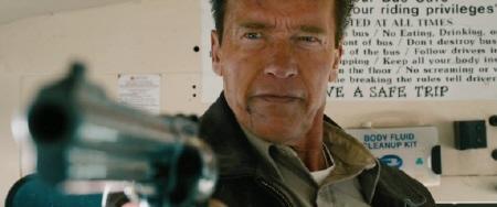 Arnold Schwarzenegger from the Di Bonaventure Films movie The Last Stand