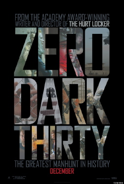 poster from the Annapurna Pictures film Zero Dark Thirty