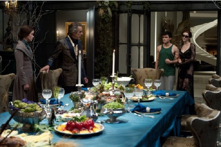 family dinner from the Warner Bros. Pictures film Beautiful Creatures