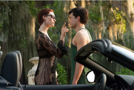 Ridley and Ethan from the Warner Bros. Pictures film Beautiful Creatures