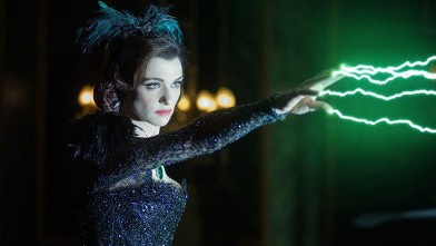 Rachel Weisz from the Disney film Oz the Great and Powerful