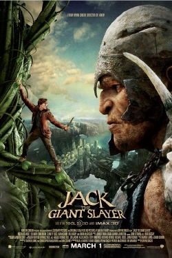 poster from the Warner Bros. Pictures film Jack the Giant Slayer