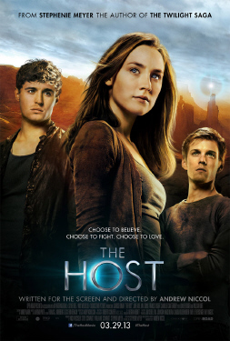 poster from the Chockstone Pictures film The Host