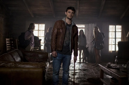 Shiloh Fernandez from the Sony Pictures film Evil Dead 2013