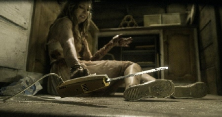 Elizabeth Blackmore from the Sony Pictures film Evil Dead 2013
