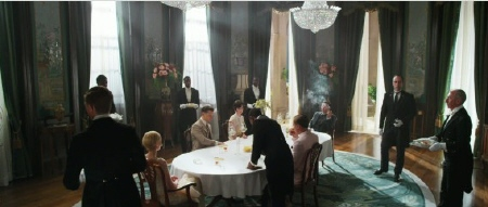 dinner party  from the Warner Bros. Pictures film The Great Gatsby