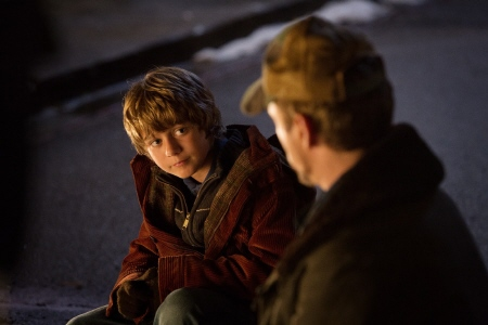 Ty Simpkins as Harley from the Marvel Studios film Iron Man 3