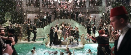 A party at the Gatsby house  from the Warner Bros. Pictures film The Great Gatsby