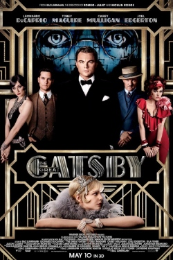 poster  from the Warner Bros. Pictures film The Great Gatsby