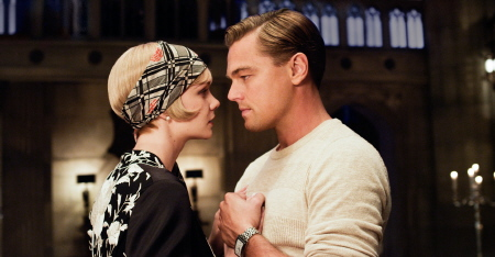 Daisy and Jay from the Warner Bros. Pictures film The Great Gatsby