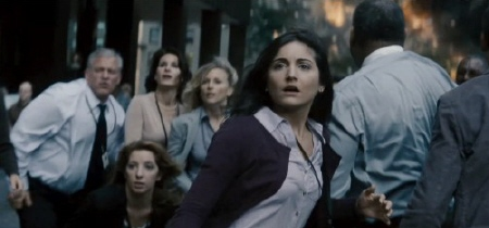 Jenny is the new Jimmy in the Warner Bros. film Man of Steel 2013