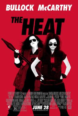 poster from the Twentieth Century Fox film The Heat 2013