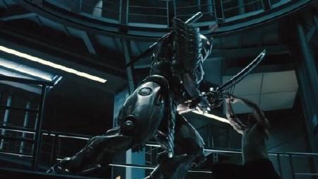 Giant samurai robot from the Marvel Entertainment film The Wolverine