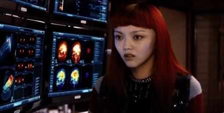 Yukio from the Marvel Entertainment film The Wolverine