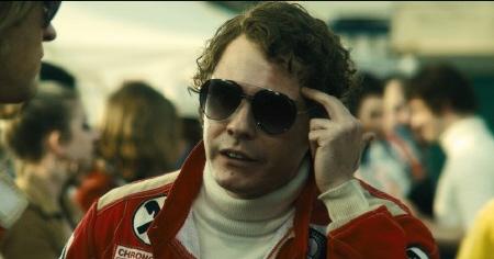 Niki Lauda is rat smart from the Imagine Entertainment film Rush