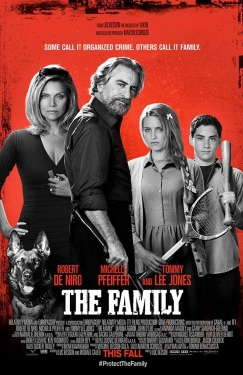 poster from the Relativity Media film The Family