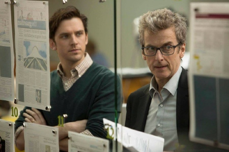 Guardian reporters from the Walt Disney Pictures film The Fifth Estate