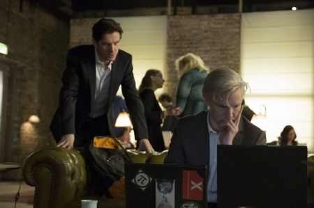 Julian not working with a Guardian reporter from the Walt Disney Pictures film The Fifth Estate