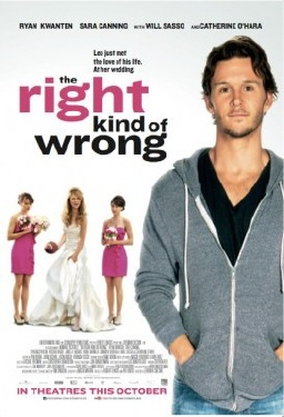 poster from the Serendipity Point Films movie The Right Kind of Wrong