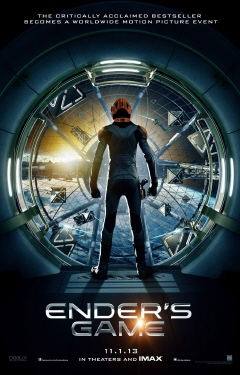 poster  from the Summit Entertainment film Enders Game