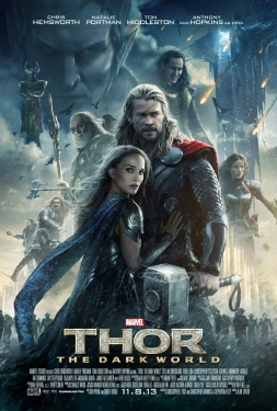 poster from the Marvel Studios film Thor the Dark World