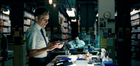 Ben Stiller from the Twentieth Century Fox Film The Secret Life of Walter Mitty