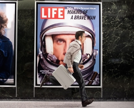 Life Magazine covers from the Twentieth Century Fox Film The Secret Life of Walter Mitty
