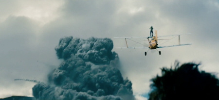 volcano erupting from the Twentieth Century Fox Film The Secret Life of Walter Mitty