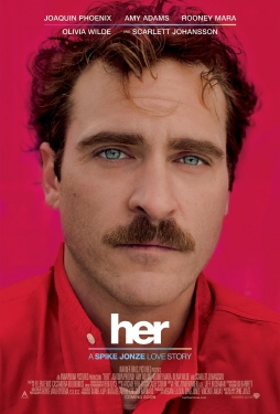 poster from the Warner Bros. pictures movie Her