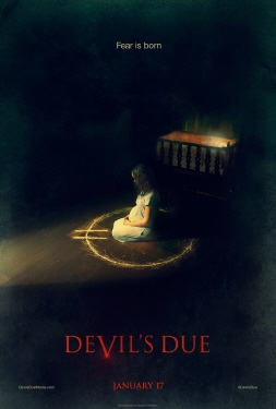 poster from the 20th Century Fox film Devils Due